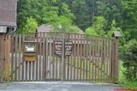 Brána do areálu